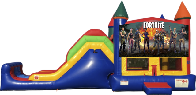 Fortnite Bounce House Combo