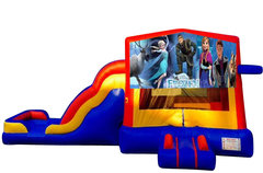 Frozen Bounce House Combo