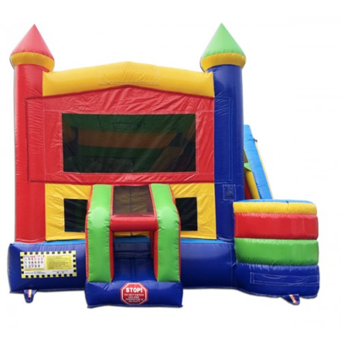 Castle Combo w/ Side Slide Wet/Dry