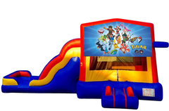 Pokemon Bounce House Combo