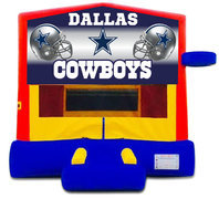 Dallas Cowboy's Bounce House
