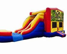 Jurassic World Bounce House Combo