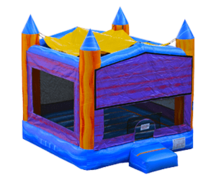 Castle Bounce House Marble