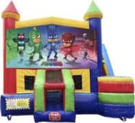 PJ Mask's Back Yard Combo