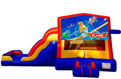 Planes Bounce House Combo