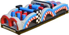 36ft Racing Fun Obstacle Course