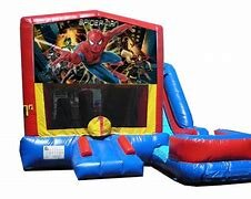 Spiderman Backyard Combo