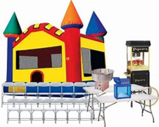 #1 Bounce House Package