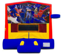 Super Hero Bounce House