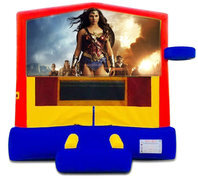 Wonder Woman Bounce House