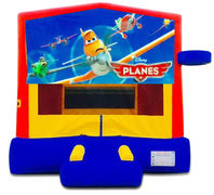 Planes Bounce House