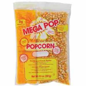 Popcorn (50 Extra Servings)