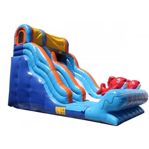 20' Big Kahuna Water Slide