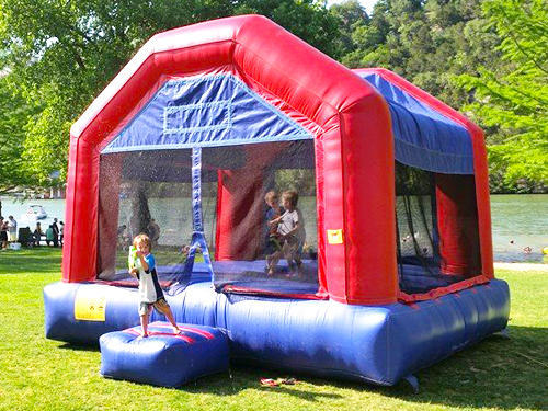Oversized Bounce House
