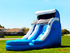 18' Tsunami Inflatable Water Slide