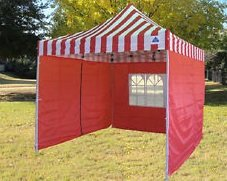 Red and White Tent (Type 2)