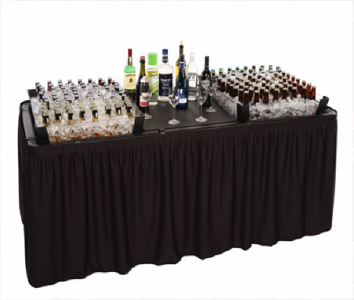 Chill and Serve Table