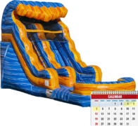 3 Day Water Slide Rentals