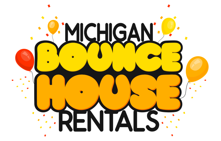 Michigan Bounce House Rentals Logo