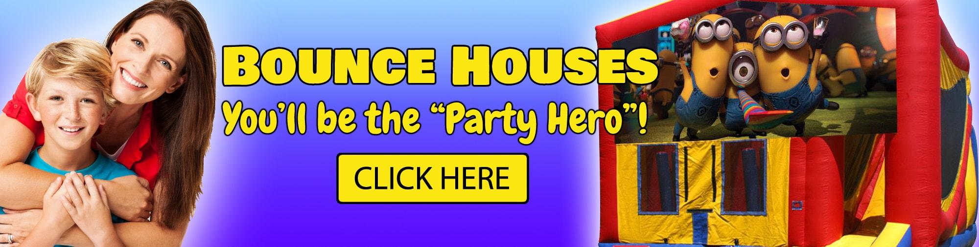 Michigan Bounce House Rentals