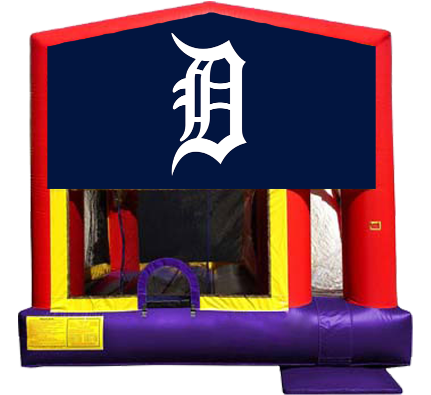 Detroit Tigers Combo 4-in-1 from Awesome bounce of Michigan