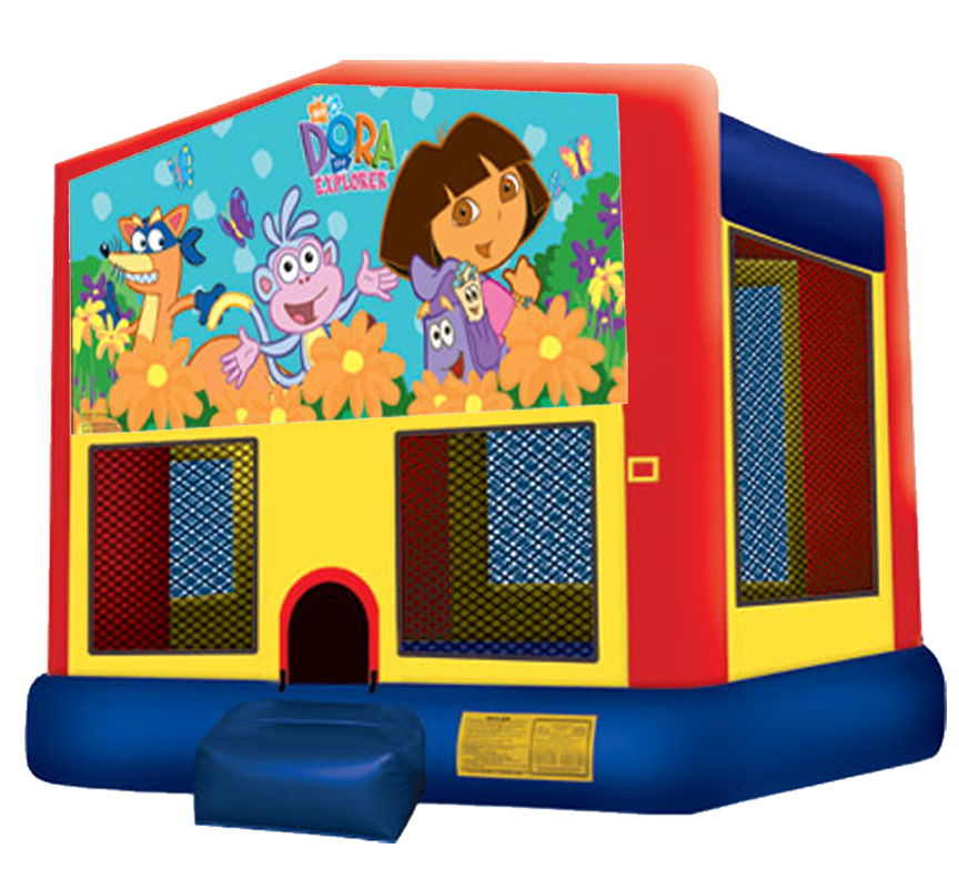 Dora the Explorer Bouncer from Awesome bounce of Michigan
