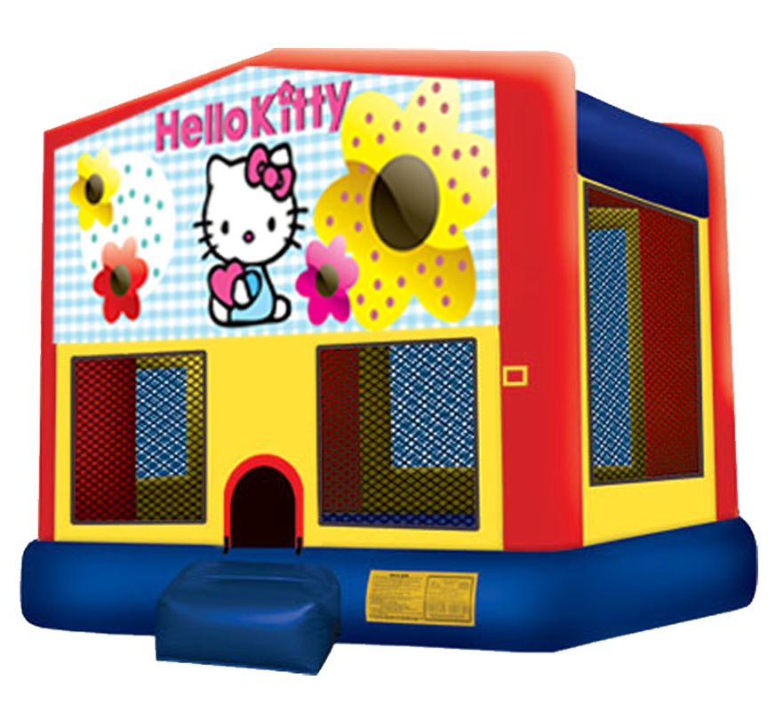 Hello Kitty Bouncer from Awesome bounce of Michigan