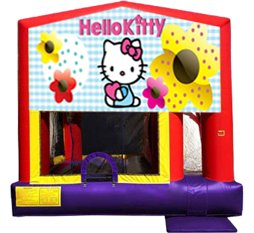Hello Kitty Combo 4-in-1 from Awesome bounce of Michigan