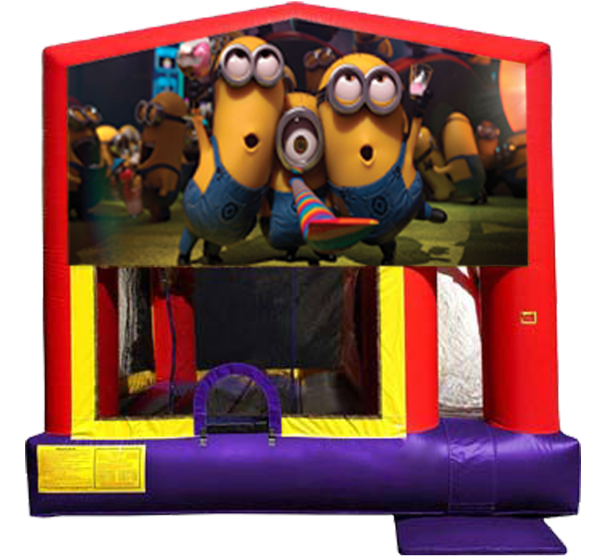 Minions Combo 4-in-1 from Awesome bounce of Michigan