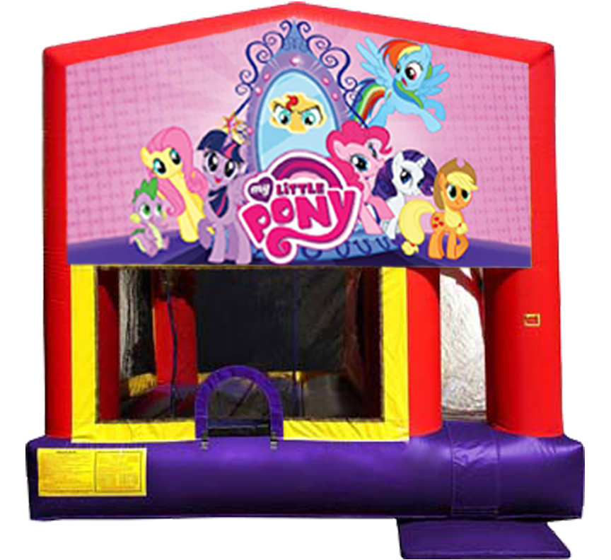 My Little Pony Combo 4-in-1 from Awesome bounce of Michigan