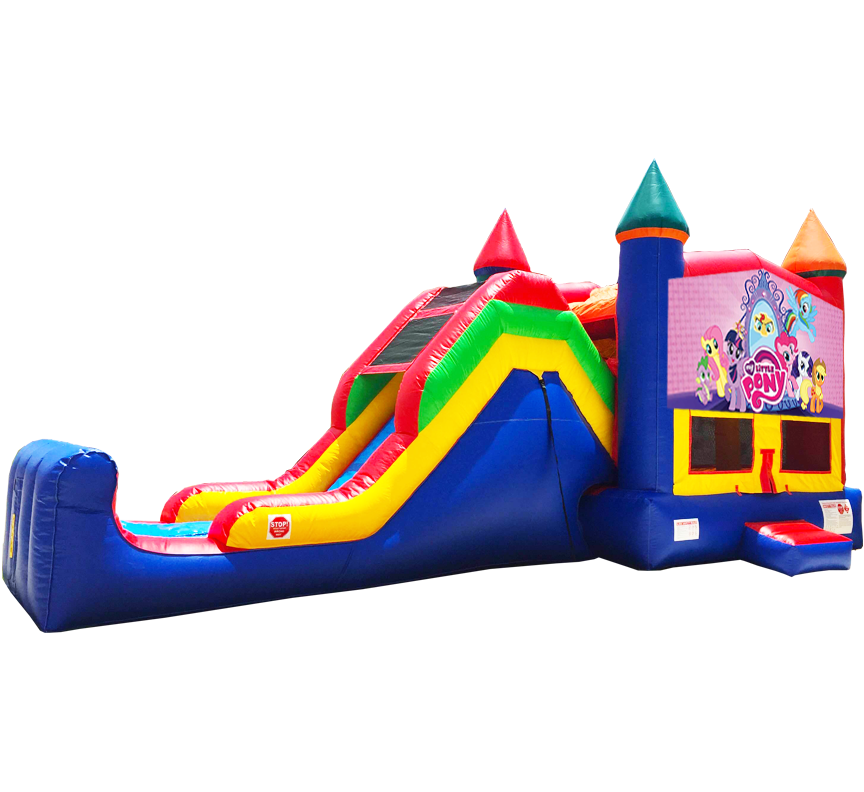 My Little Pony Super Combo 5-in-1 From Awesome bounce of Michigan