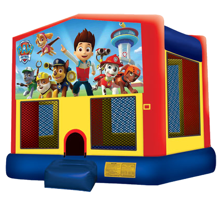 Paw Patrol Bouncer from Awesome bounce of Michigan