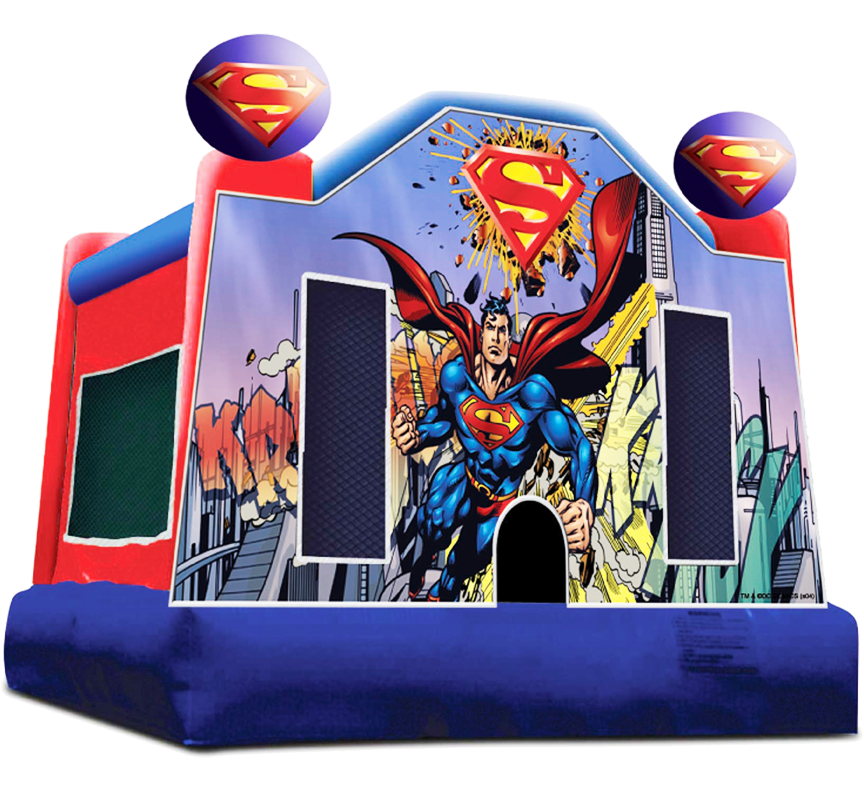 Superman Deluxe from Awesome bounce of Michigan