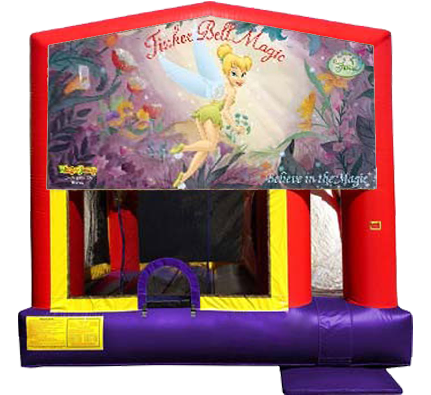 Tinkerbell Combo 4-in-1 from Awesome bounce of Michigan
