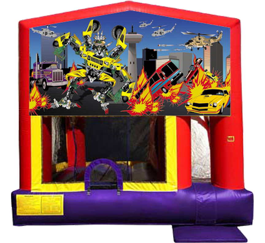 Transformers Combo 4-in-1 from Awesome bounce of Michigan