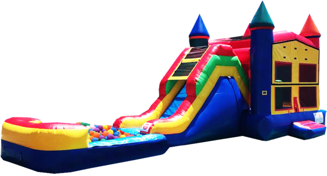 Super Combo Ball Pit  (Themed) New for 2021