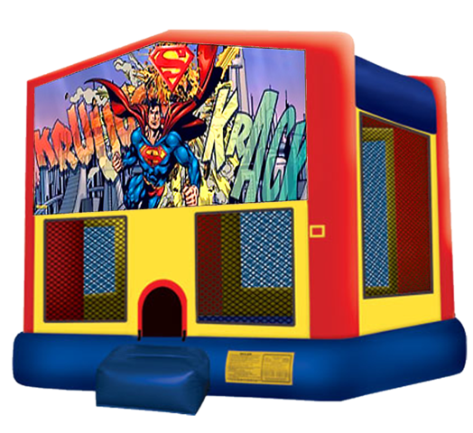 Superman Bouncer New for 2021