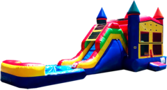 Super Combo Pool Water Slide (Themed) New for 2021