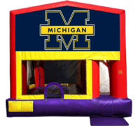 Go Blue Michigan 4-in-1 Combo