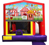 Carnival Bouncer combo 4-in-1
