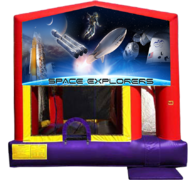 Space Explorers Combo 4-in-1