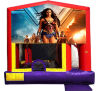 Wonder Woman Combo 4-in-1
