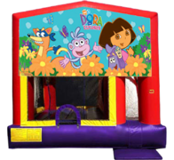 Dora the Explorer Combo 4-in-1