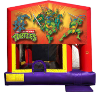 Ninja Turtles Combo 4-in-1