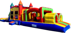 Super Duper Combo 6-in-1 Water Slide (Themed) NEW FOR 2021