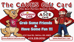 The Caves Gift Cards