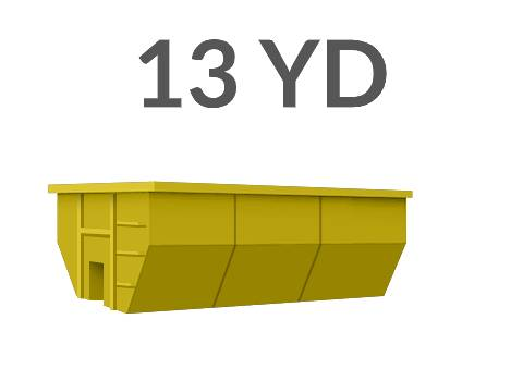 13 yard dumpster rental