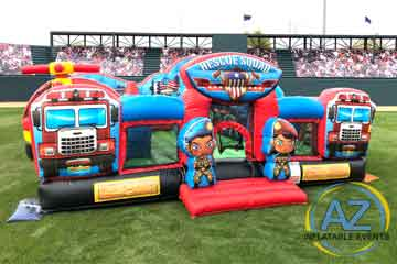 bounce house rental phoenix