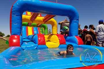 water slide rentals in phoenix