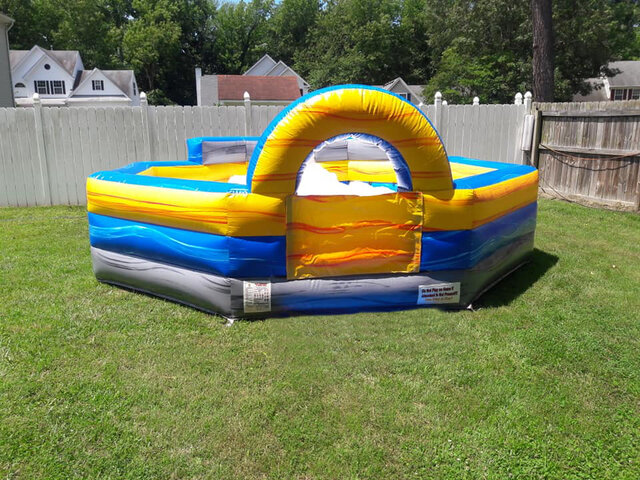 Inflatable Foam Pit